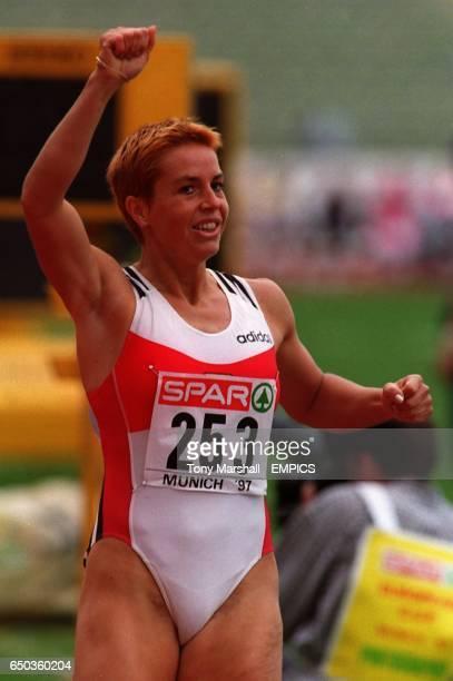 Grit Breuer, Germany, Womens 400m