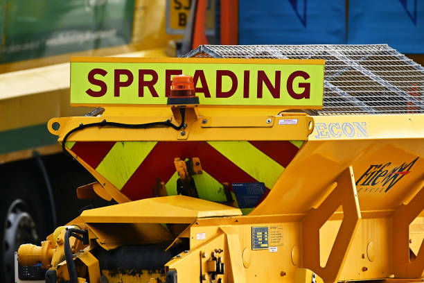 GBR: Council Gritters Readied As Ice And Snow Forecast