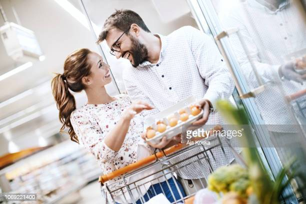 groceries shopping. - dozen stock pictures, royalty-free photos & images