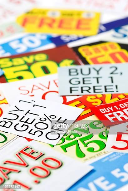 Grocery coupons - III
