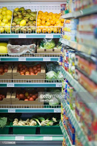 grocery store - convenience store stock photos and pictures