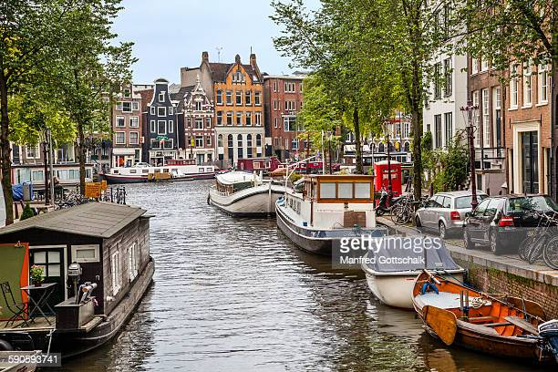 Groenenburgwal Binnenamstel Amsterdam