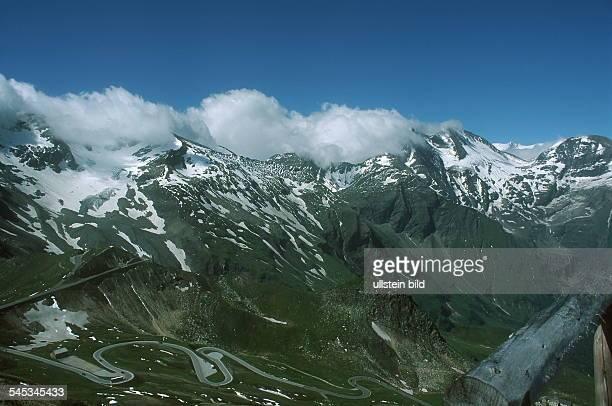 Großglockner Hochalpenstrasse 1999alpen alpenstrasse pass alpenpass grossglockner