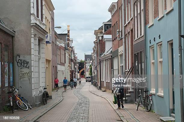 groningen, netherlands - noord holland stockfoto's en -beelden
