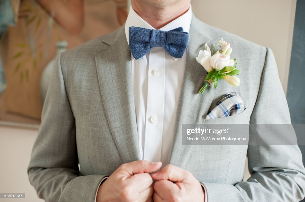 Groom : Stock Photo