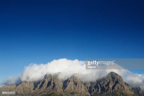 Groot Drakenstein Cloud Cover