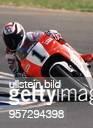Grosser Preis von Australien in Eastern der dreifache Weltmeister Wayne Rainey auf Suzuki