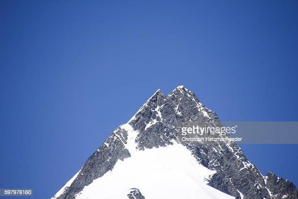 Grossglockner peak