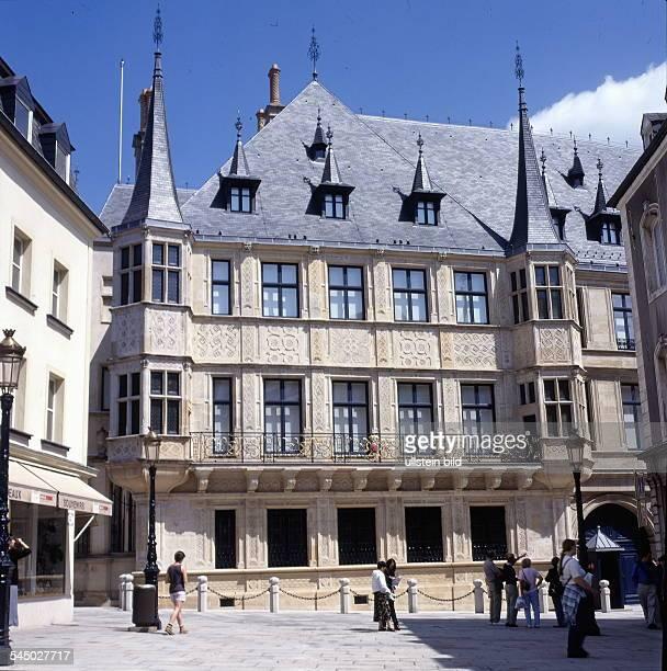 Grossherzogliches Palais 1998