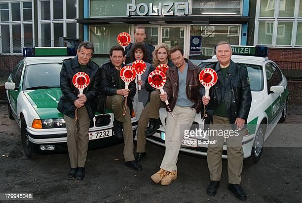 Großstadtrevier, ARD-Serie, 150. Folge,;Jubiläum, Peter Neusser, Jan;Fedder, Maria Ketikidou, Peter Heinrich;Brix, Dorothea Schenck, Till...