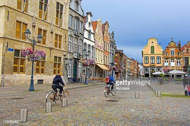 Grote Markt , Mechelen , Flanders, Belgium