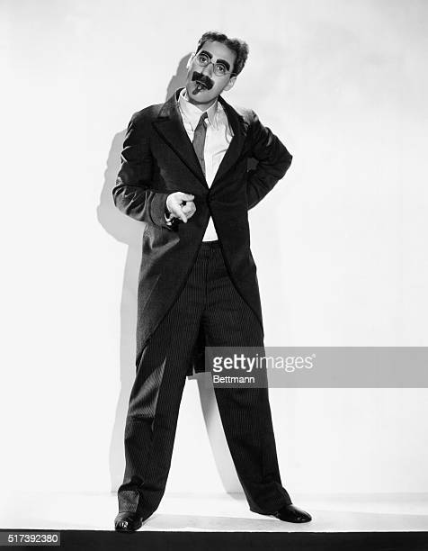 Groucho Marx publicity still from 1931
