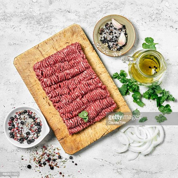 ground beef - ground beef stock pictures, royalty-free photos & images