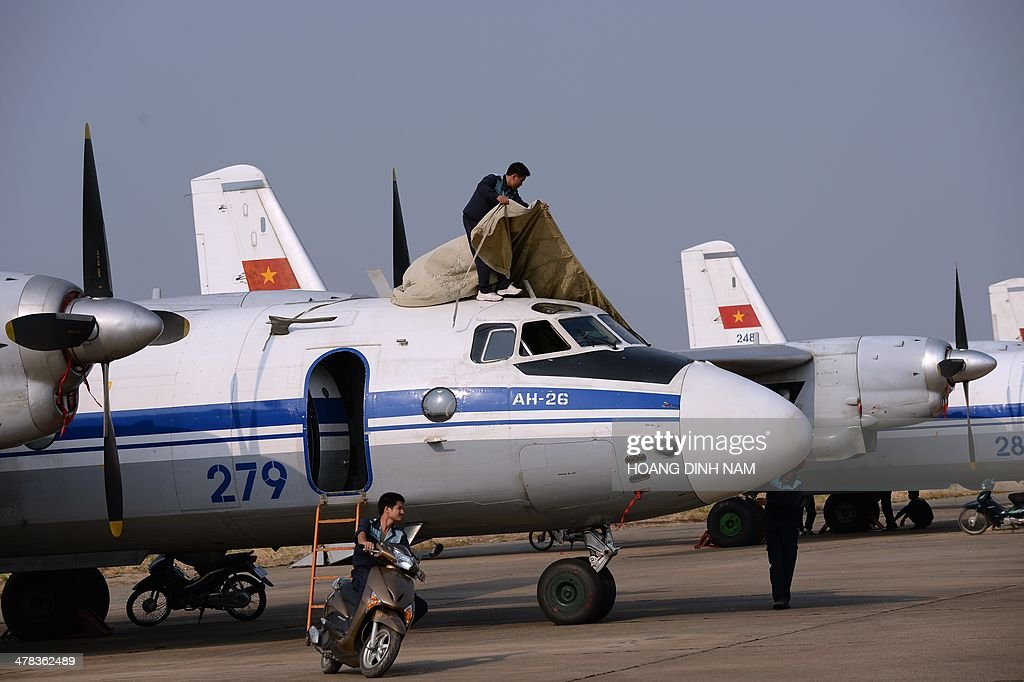 VIETNAM-MALAYSIA-MALAYSIAAIRLINES-CHINA-TRANSPORT-ACCIDENT : News Photo