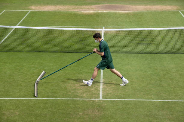 GBR: Middle Sunday: The Championships - Wimbledon 2021