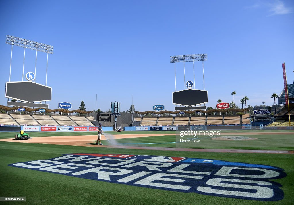 World Series Preview : News Photo
