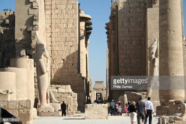 Grounds of Karnak