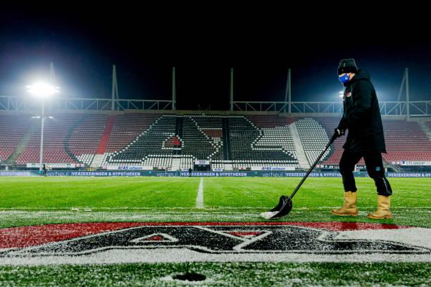 NLD: AZ Alkmaar v ADO Den Haag - Dutch Eredivisie