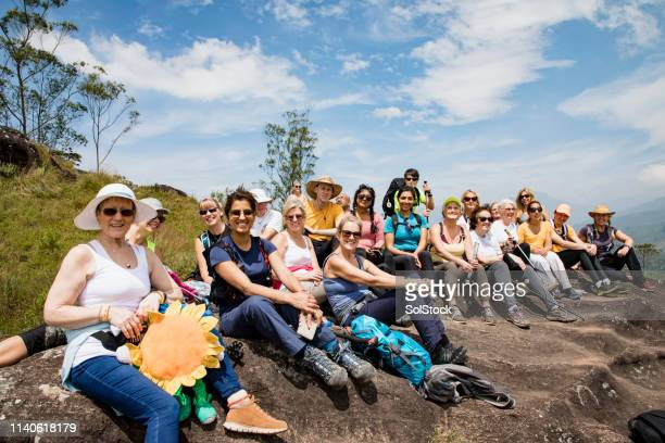 group bonding - organised group photo stock pictures, royalty-free photos & images