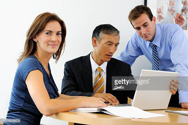 Group Business Office Meeting