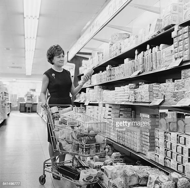 Group buyer for the Tesco grocery retailer Daisy Hart 6th April 1967