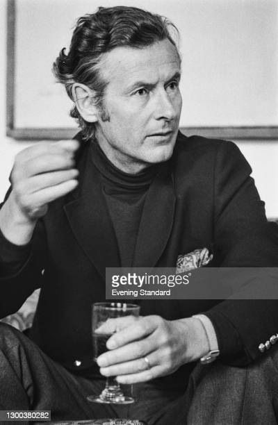 Group Captain Peter Townsend of the RAF, UK, 19th May 1972. He was romantically involved with Princess Margaret in the 1950s.