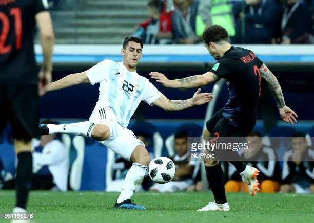 Group D Argentina v Croazia FIFA World Cup Russia 2018 Paulo Dybala at Nizhny Novgorod Stadium Russia on June 21 2018