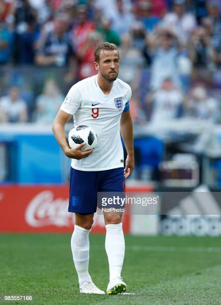 Group G England v Panama FIFA World Cup Russia 2018 Harry Kane at Nizhny Novgorod Stadium Russia on June 24 2018