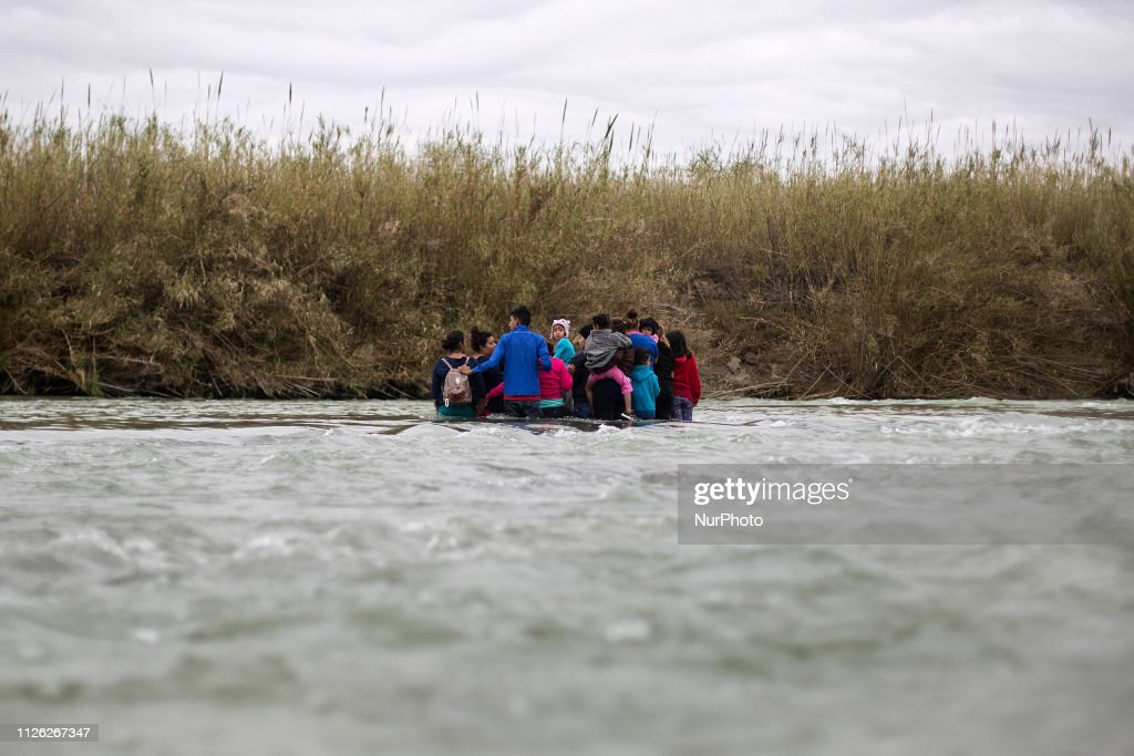 MEX: US-Mexico Border Migrants Crisis