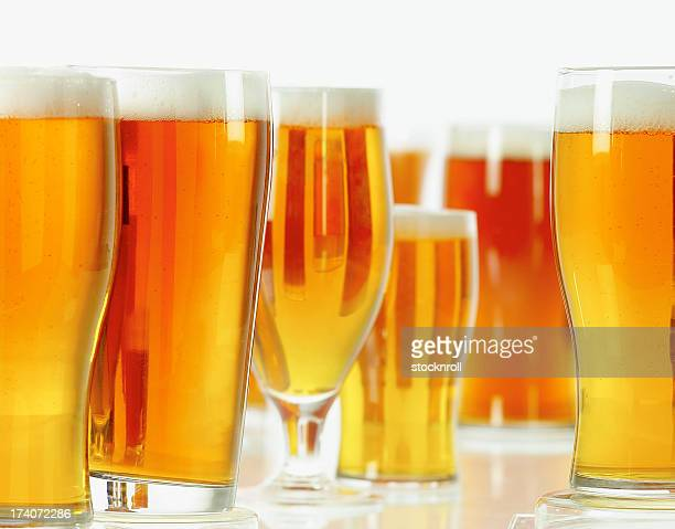 Group of beers