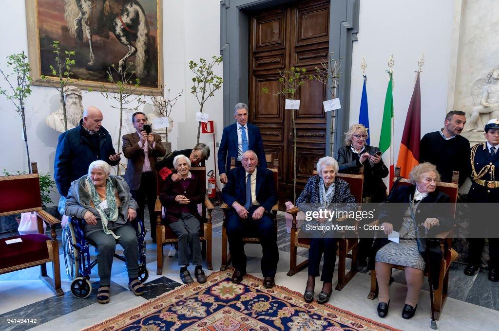 Italian Daily Politics : News Photo
