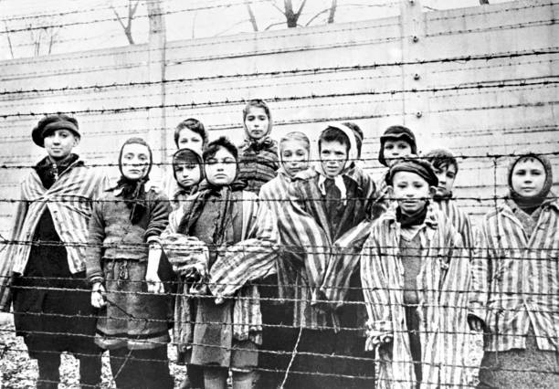 UNS: 27th January 1945 - The Soviet Army Liberate Auschwitz Concentration Camp