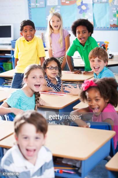 お子様のグループでのスクール形式
