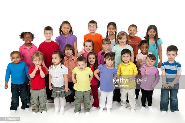 group of children - children only stock pictures, royalty-free photos & images
