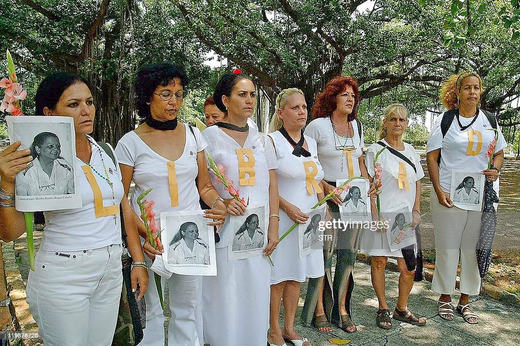 a group of cuban women wifes and mother pictures getty images