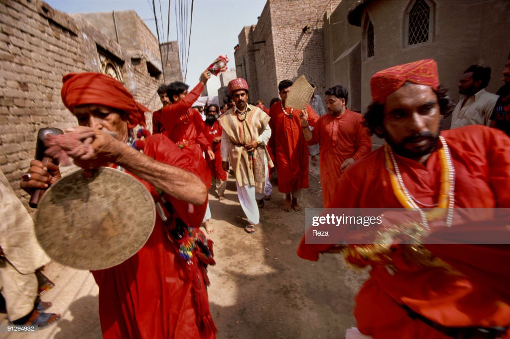 Group Of Dervishes Known As Malang Accompanying Their Sufi Master News Photo Getty Images