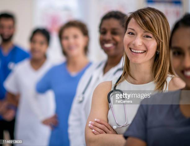 group of doctors - sports team event stock pictures, royalty-free photos & images
