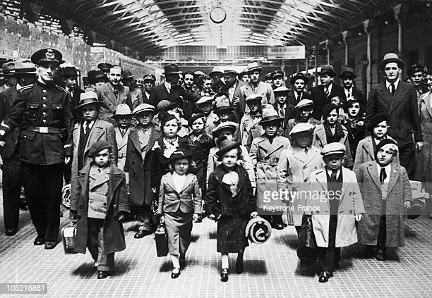 Group Of Dwarves At Bucharest'S Train Station On May 20 1937