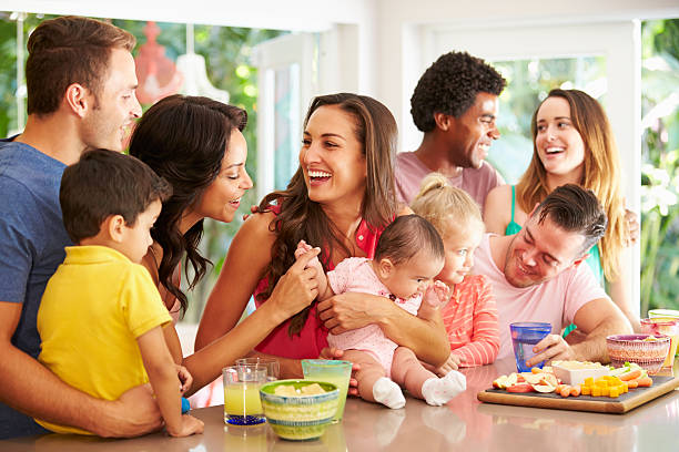 comparing families today and families 50 Pre-modern families while the maximum kin that one person can keep track of fairly closely has been estimated at 50 widespread agreement remains today.