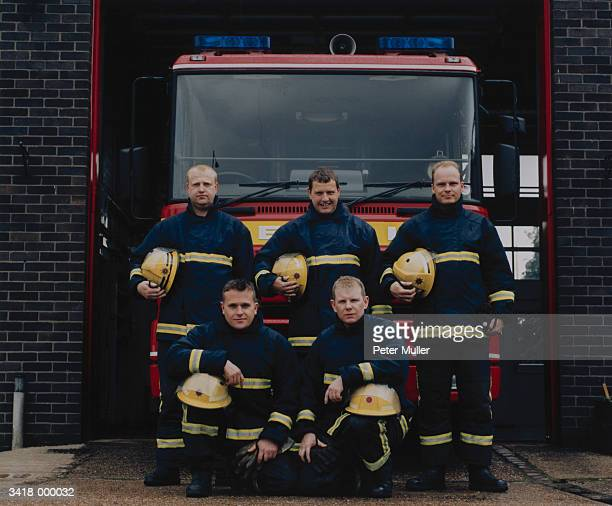 Group of Firefighters