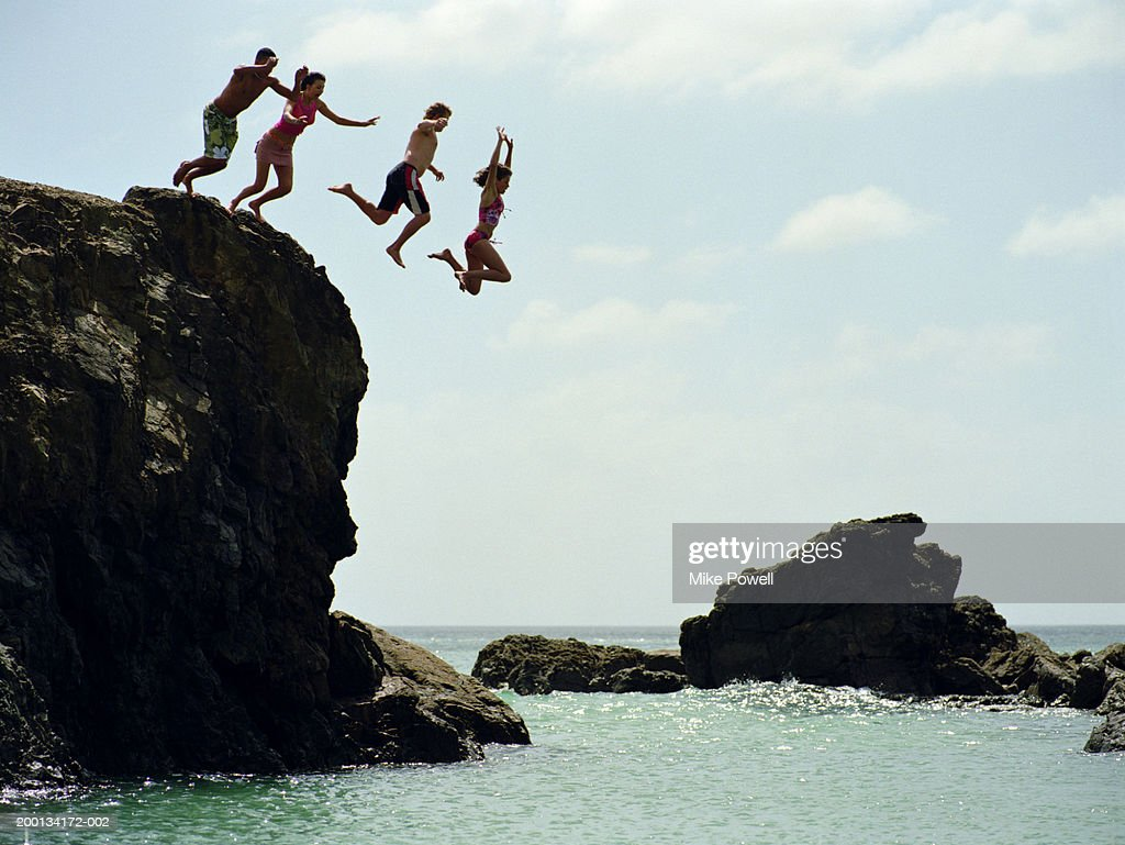 Naked old women cliff jumping pics 165