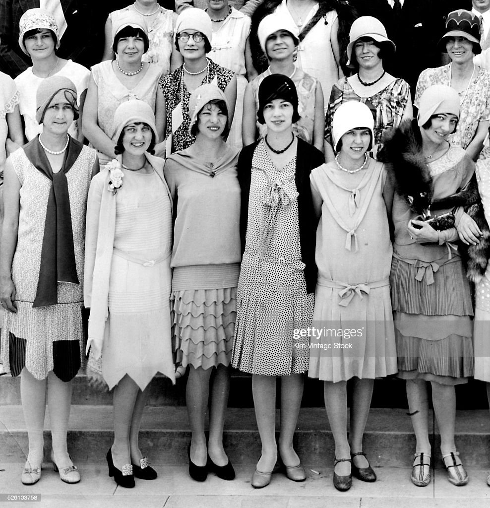 Real Flapper Girls