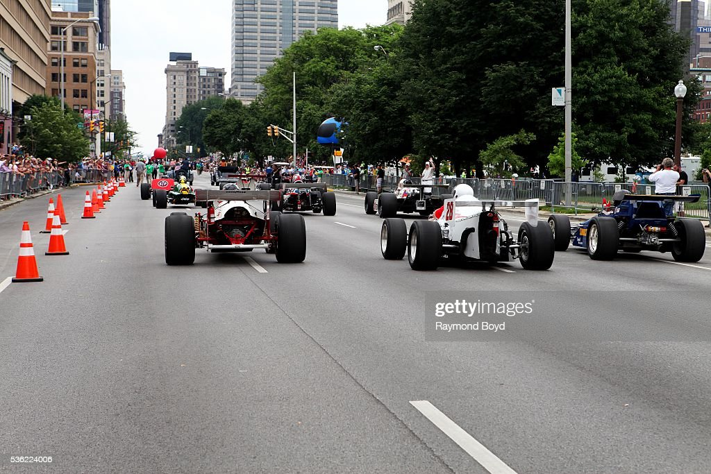 Indianapolis 500 Festival Parade  : News Photo