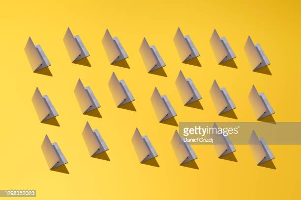 a group of laptops - pattern stock pictures, royalty-free photos & images
