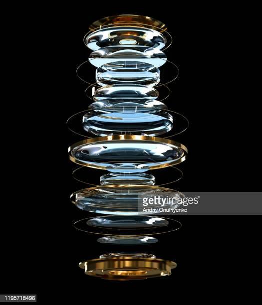group of lenses - lente - fotografias e filmes do acervo