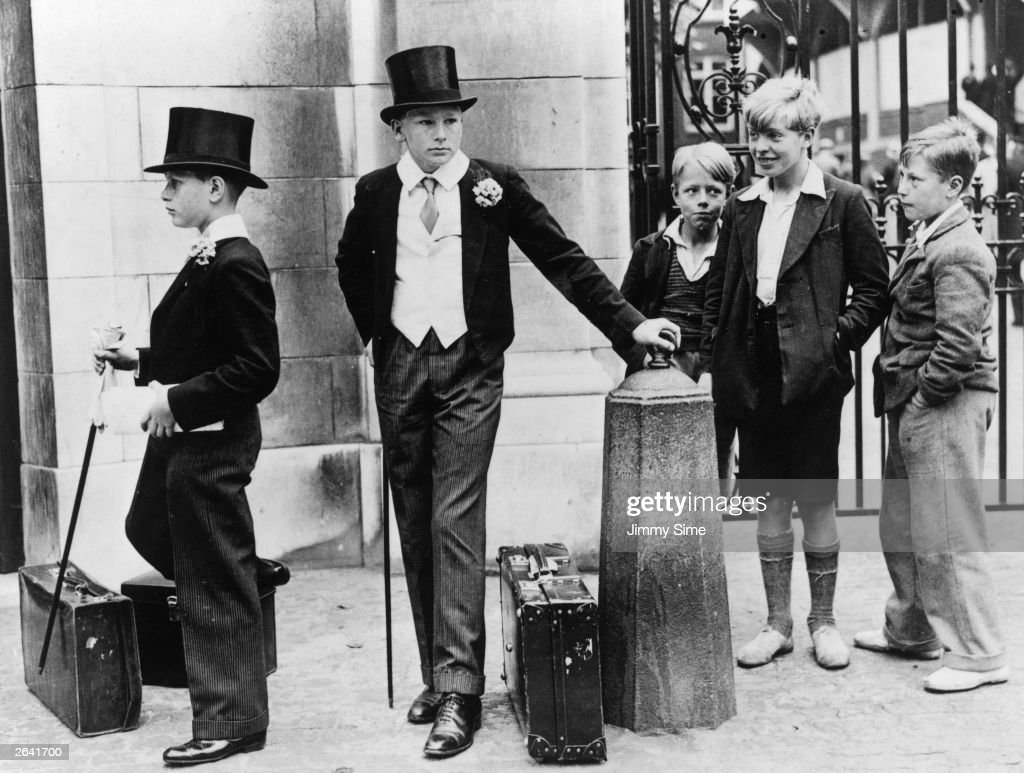 Toffs And Toughs : News Photo