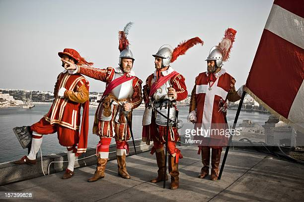 Group of Malta Knights