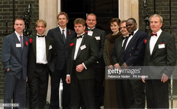 A group of men who built a school in Kenya are among the 12 winners of the 40th annual Lunn Poly/RADAR People of the Year Awards at No 10 Downing...