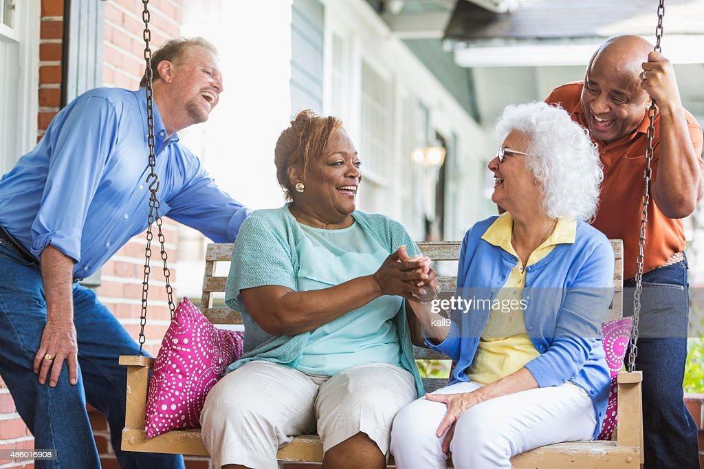 Adult Group Swinger