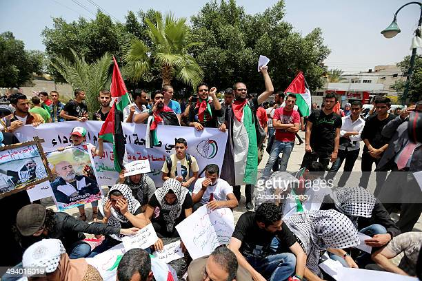 A group of Palestinian demand to implementation of Palestine reconciliation between Hamas and Fatah in Gaza city Gaza on 27 May 2014 Last month Hamas...